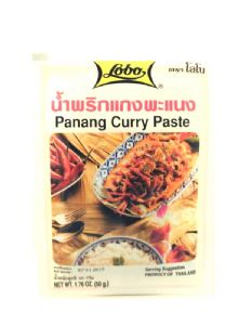 Panang Curry Paste by Lobo | Buy Online at the Asian Cookshop
